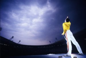 The majesterial work of Denis O'Reagan's photography with Queen from 1974 - 1986