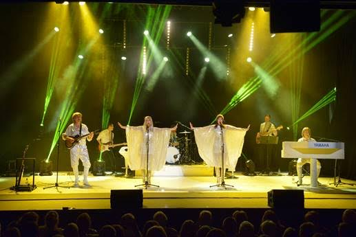 Abba Mania will be at The Manchester Opera House this October