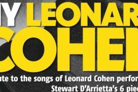 Leonard Cohen, Liverpool Epstein Theatre, Hallelujah