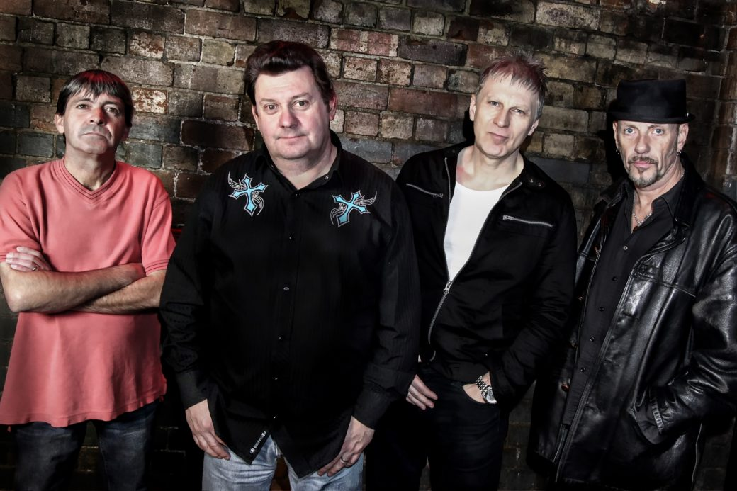 Stiff Little Fingers at Warrington Parr Hall
