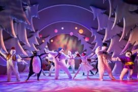 The Birmingham Repertory Theatre production of The Snowman is flying into Manchester's Opera House this November
