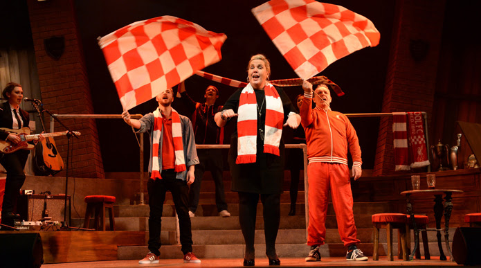 Win Tickets for You'll Never Walk Alone at The Liverpool Royal Court