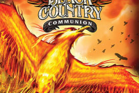 front cover of the ablum BCC IV by Black Country Communion