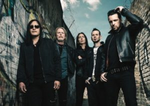 Black Star Riders, Warrington Parr Hall, November 2017