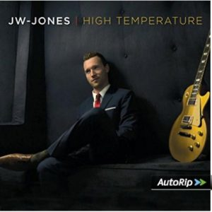 The cover of J W Jones' High Temperature