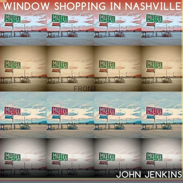 John Jenkins - Window Shopping in Nashville cover