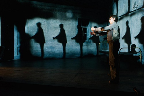 maggie Bain as Ella in Man to Man at The Liverpool Everyman Theatre