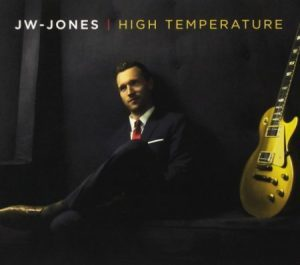 J W Jones' High Temperature CD cover