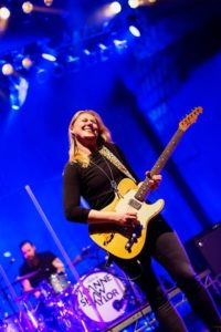 Joanne Shaw taylor at The New Brighton Floral Pavilion