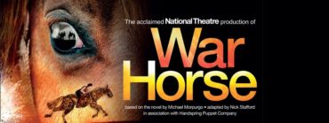 War Horse is currently running at The Liverpool Empire Theatre
