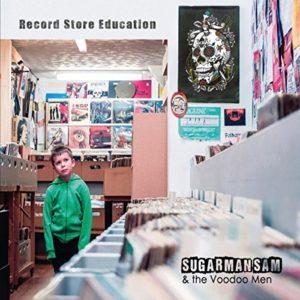 Sugarman Sam & The Voodoo Men album cover