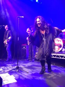Sari Schorr at The St Helens Citadel