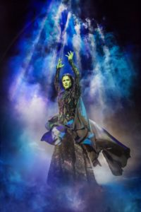 Amy Ross will play Elphaba in Wicked