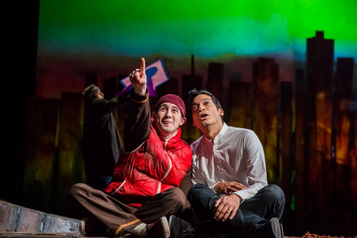The Kite Runner at The Liverpool Playhouse