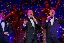 Rat Pack Live From Las vegas at The Liverpool Empire
