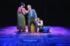Paint Your Wagon at The Everyman Theatre, Liverpool