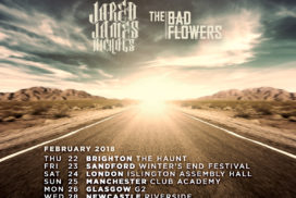 Stone Broken, Jared James Nichols, The Bad Flowers in CHESTER 2018
