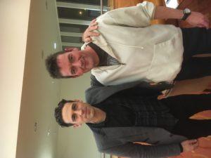 Dan Patlansky and Chris High