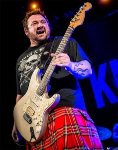 Alan Nimmo of King King