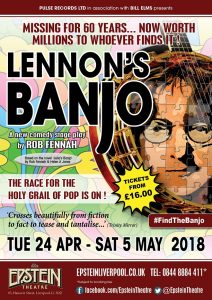 Lennon's Banjo logo