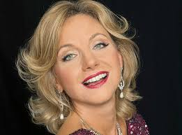 Liza Pulman at The Liverpool Philharmonic Hall