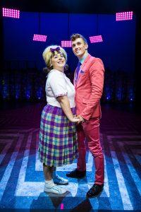 Rebecca Mendoza & Edward Chitticks in Hairspray