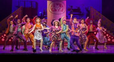 The Cast of Hairspray at The Liverpool Empire