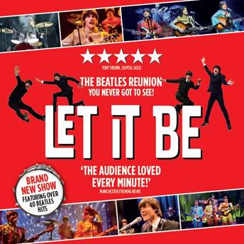 Let It Be in Liverpool at The Empire