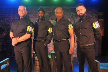 Bouncer, Downstairs at The Royal Court Theatre