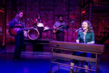 Bronte Barbe in Beautiful: The CarroleKing Musical