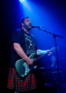 Alan Nimmo of King King Live in Chester gig review