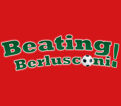 Beating Berlusconi Logo