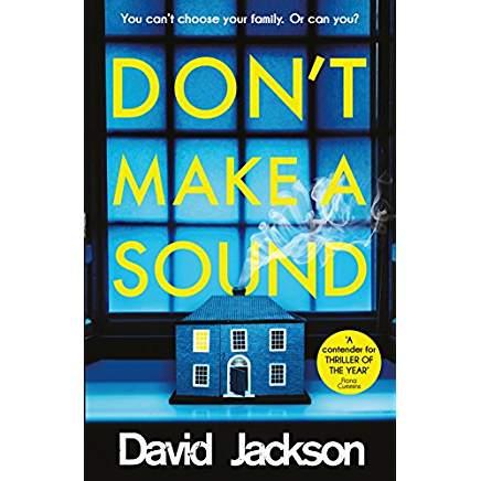 David Jackson Don't Make A Sound