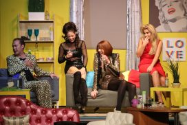 The Salon play review