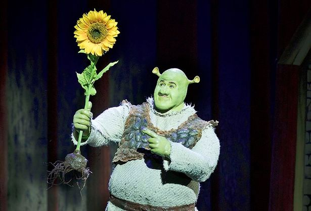 Shrek; The Musical Liverpool Review