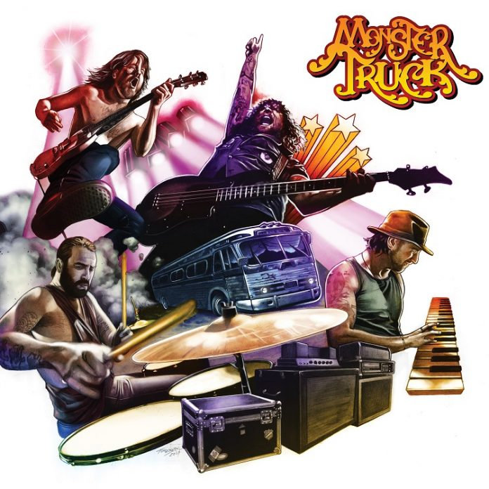 Monster Truck True Rockers Album Review