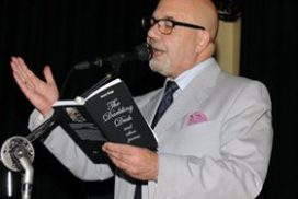 Davy Edge, poet actor, singer and all round great chap!