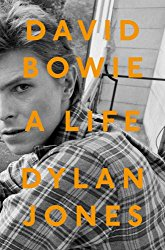 The cover of Dylan Jones' David Bowie: A Life