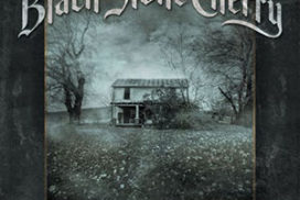 Front cover of the EP Black Stone Cherry Black to Blues