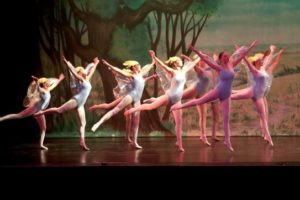 Liverpool Empire Youth Ballet The Lion Witch