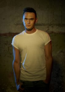 Gareth Gates will be playing Willard in Footloose at The Liverpool Royal Court