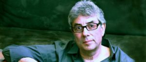 Graham Gouldman with his acoustic guitar, is all set to play some of his greatest hits