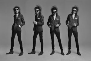 Poet, movie star, rock star, TV and radio presenter, comedian, and social and cultural comedian; not many people can claim to be all of the above but Dr John Cooper Clarke can and he'll be at Parr Hall in Warrington onSaturday 28 October 2017.