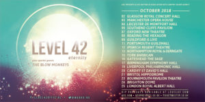 Level 42 Booking Details