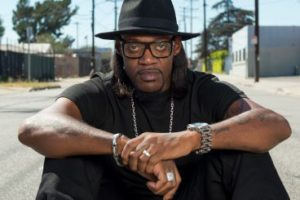 Eric Gales is at Rockin' Blues 2018 in London