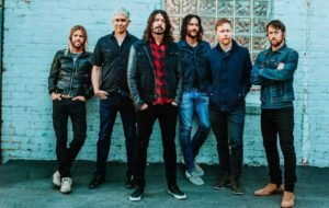 Foo Fighters set to tour UK & Ireland in 2018