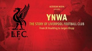 YNWA at The Liverpool Royal Court