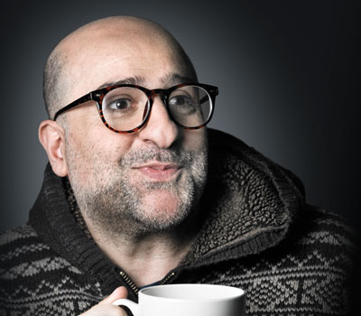 Omid Djalili is headed to The New Brighton Floral on November 16 2017
