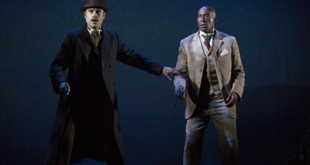 The Hound of the Baskervilles is on the prowl in Liverpool
