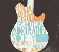 The Mutual Appreciation Society cover